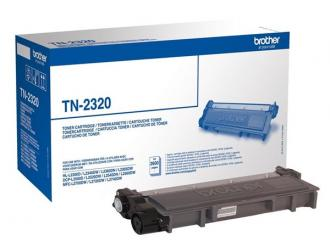 TN2310 toner do tlačiarní HL L2300D, DCP L2500D, BROTHER, čierny, 2,6k
