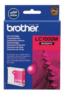 BROTHER DCP-330C,540CN,750CW náplň-magenta