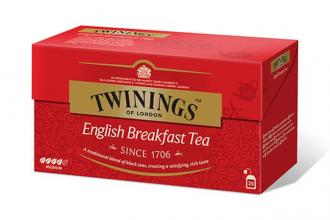 "TWININGS Čaj Twinings ""English Breakfast"", 12x25*2g"