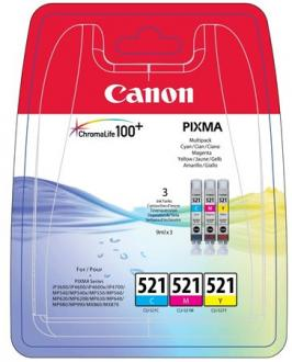"CANON Multipack ""Pixma iP3600/4600/MP540"", farebný, 3*9ml"