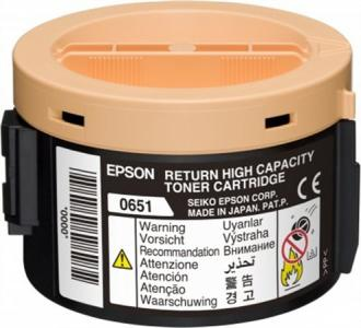 EPSON Aculaser M1400/MX14 return toner, 2,2
