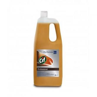 "Čistič na parkety, 2 l, CIF, ""Wood Floor Cleaner"""