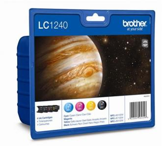 "BROTHER Multipack ""MFC J6910DW/6710DW/6510DW"" (b+c+m+y)"