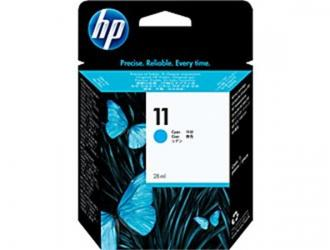HP Business Inkjet 2200/2250 modrá náplň 28ml Nr. 11